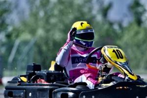 Gabriele Covili Arredi Racing vince gara 2